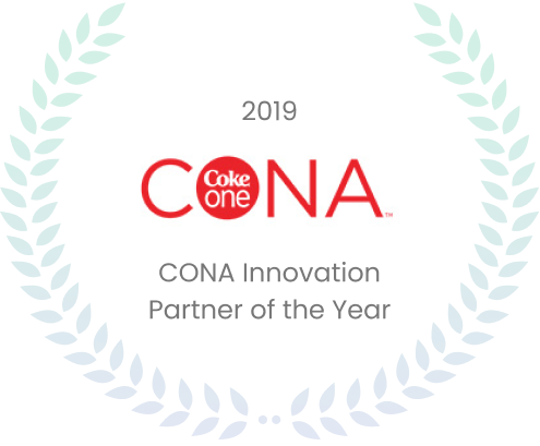 CONA Innovation Partner of the Year 2019
