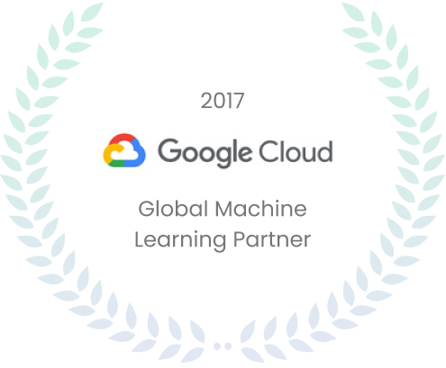 Global Machine Learning Partner of the Year 2017