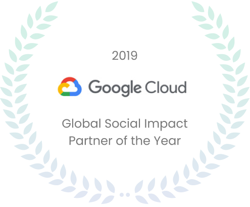 Global Social Impact Partner of the Year 2019