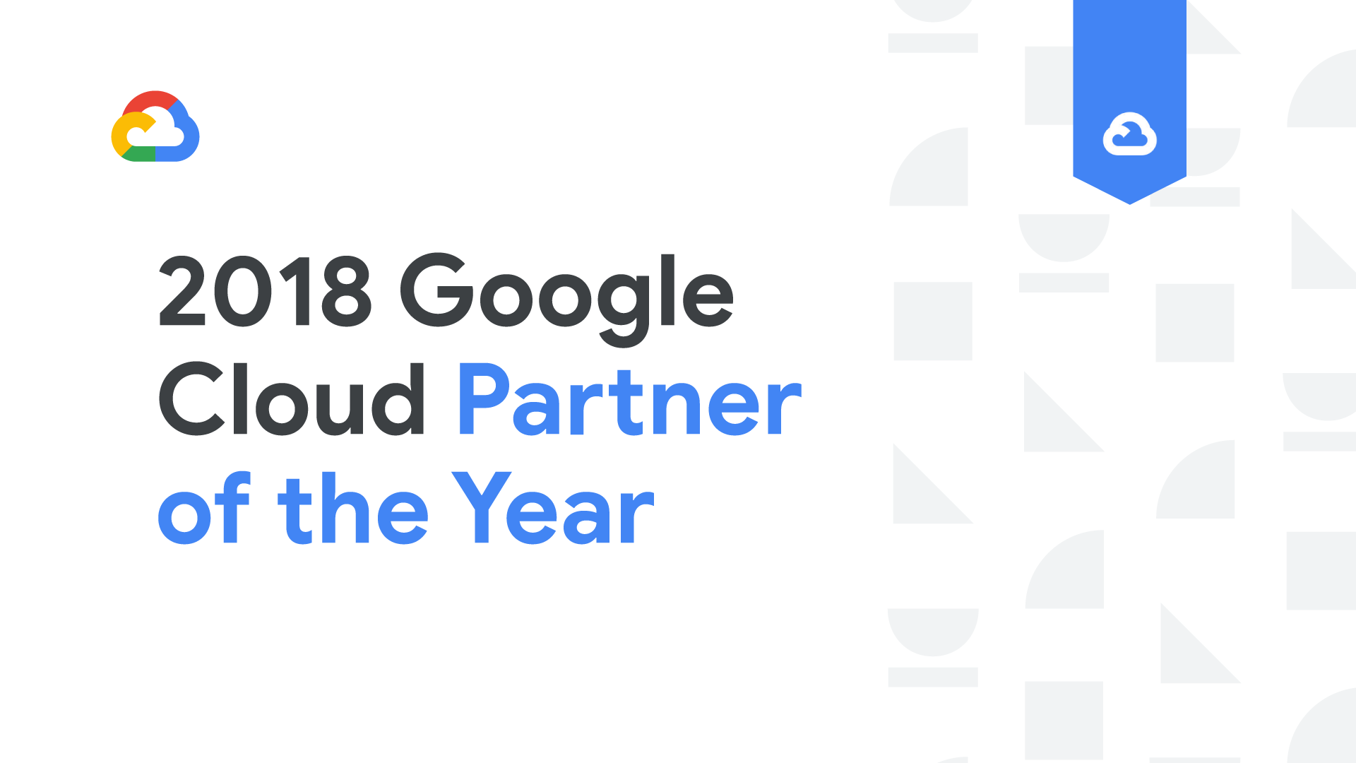 Quantiphi Wins Google Cloud Machine Learning Partner of the Year Award for the Second Consecutive Year