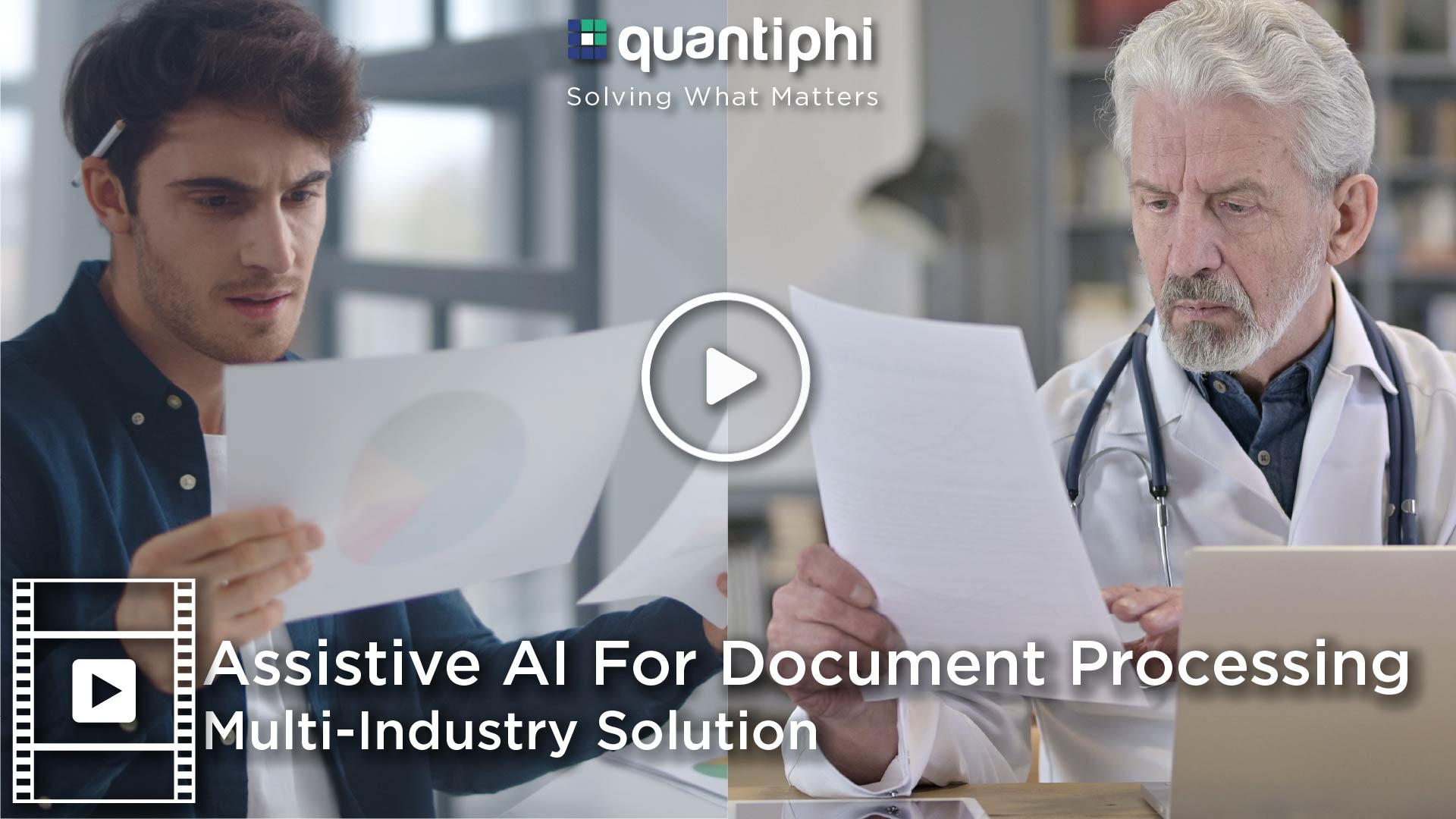 Assistive AI for Document Processing