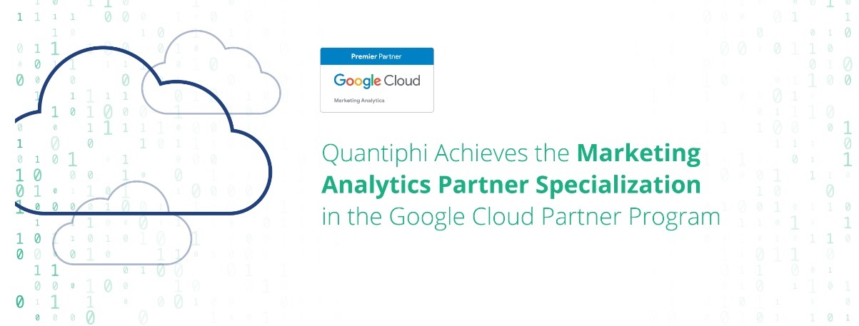 Quantiphi Achieves the Marketing Analytics Partner Specialization in the Google Cloud Partner Program