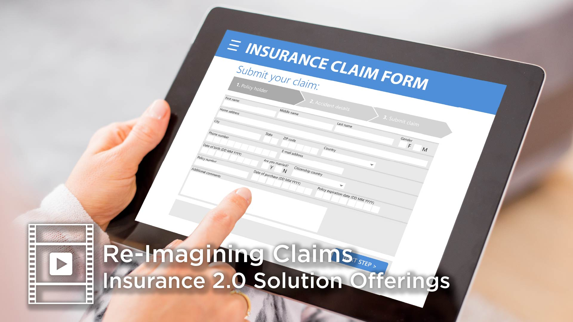 Insurance 2.0: Re-Imagining Claims