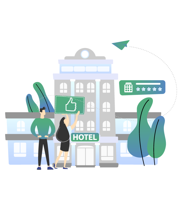 Hotel Content Delivery