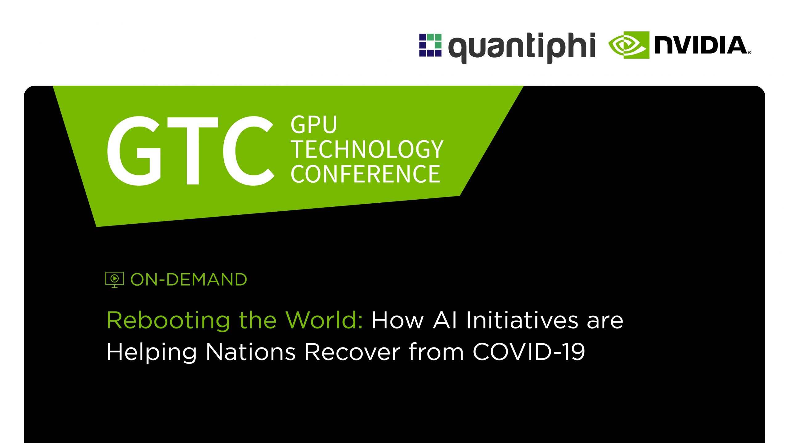 Rebooting the World: How AI Initiatives are Helping Nations Recover from COVID-19