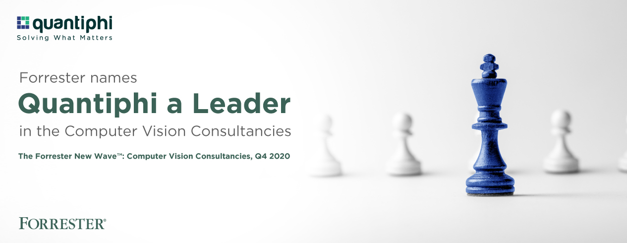 Quantiphi Named a Computer Vision Leader in The Latest Forrester New Wave™