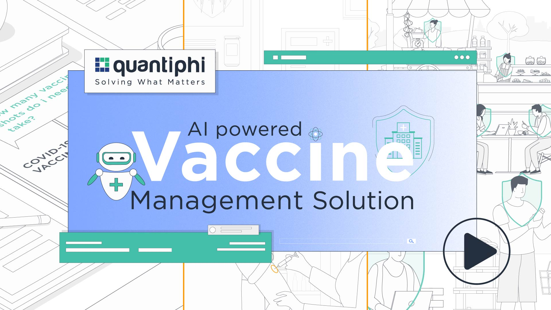 Covid-19 Vaccine Management Solution