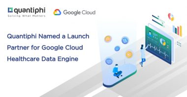 Quantiphi Named a Launch Partner for Google Cloud Healthcare Data Engine