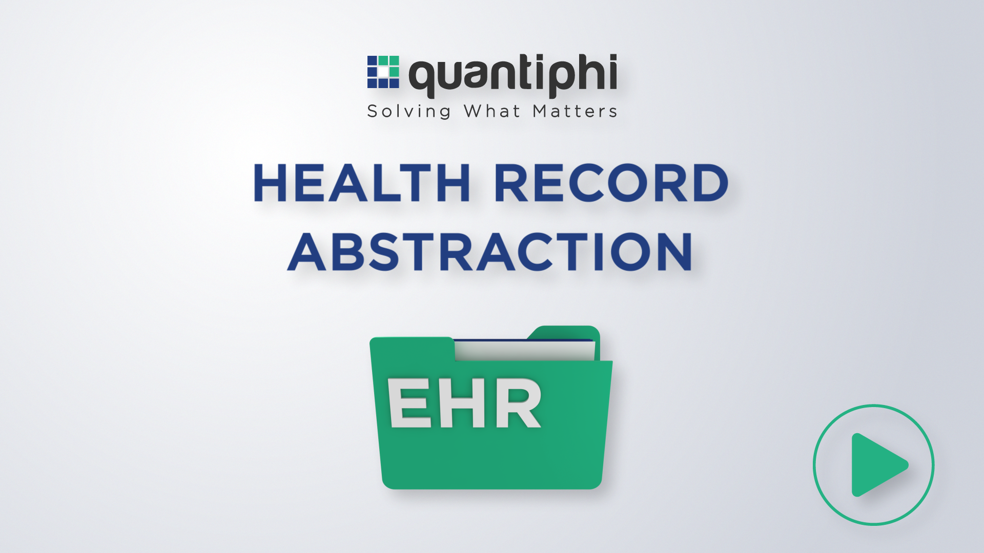 Health Record Abstraction