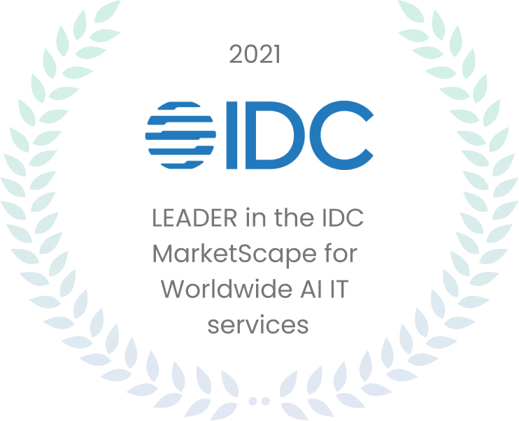 Quantiphi Named a Leader in the IDC MarketScape Worldwide Artificial Intelligence IT Services